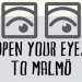 Open Your Eyes to Malmö digitalt 23 mars