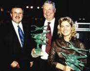 Pristagare 2000 - Percy Nilsson och Lynn Ljungberg