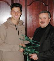 Pristagare 2003 - Zlatan Ibrahimovic