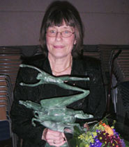 Pristagare 2004 - Tiina Leesment Bergh
