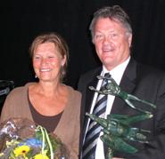 Pristagare 2007 - Dan Olofsson