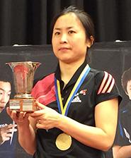 Pristagare 2013 - Li Fen